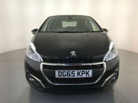 2015 65 PEUGEOT 208 GT LINE BLUE HDI DIESEL 1 OWNER FINANCE PX WELCOME