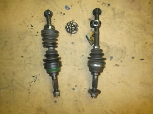 KLF300 front outer shafts