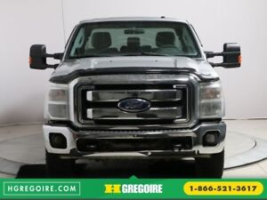 2012 Ford F250SD XLT 4WD AUTO AC GR ELECT MAGS