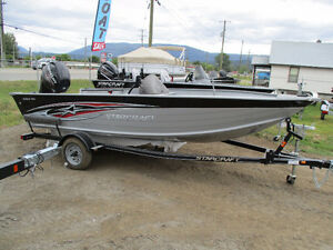 2017 STARCRAFT 160 SELECT WITH MERCURY 40HP