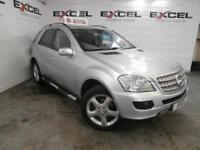 MERCEDES ML280 CDI SPORT AUTO 2007 57-REG LOW MILEAGE