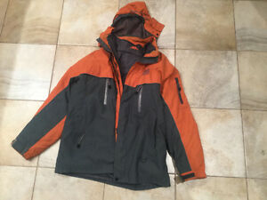 Roots Athletics Ski Jacket size medium West Island Greater Montréal image 1