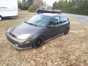 2000 Ford Focus 2 door Coupe (2 door)