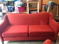 Couch and love seat for sale Leduc