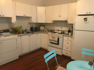 3.5 apartment for rent in St-Henri.
