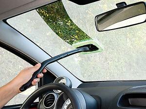 Mikrofaser-Scheibenreiniger Auto Windschutzscheiben Wunder Frontscheibe Putzen