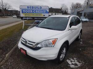 2011 Honda CR-V EX SUV, Crossover