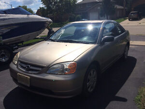 2003 Honda Civic L Coupe (2 door)