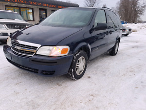 2004 Chevrolet Venture Safety and E-Tested