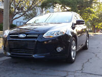 2012 Ford Focus SE w/sport package