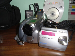 REDUCED PRICE Capture your fun!!! With this SONY DVD Handycam West Island Greater Montréal image 6