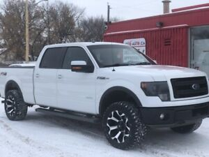 2013 Ford F-150 4WD FX4