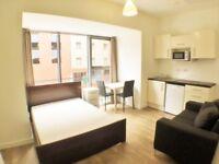 Studio flat in Two Moorfields, Liverpool, L2