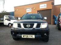 2008 Nissan Navara 2.5 DCI Outlaw (Twincab), ONLY 98K, FSH AND NEW MOT!!