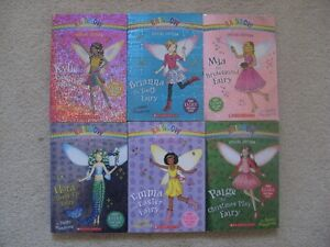 Rainbow Magic Special Edition Book Lot (6 Books)