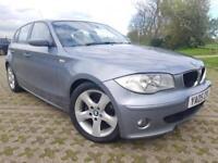 BMW 120 2.0 2005 i Sport 1 SERIES, 5 DOORS HATCHBACK.