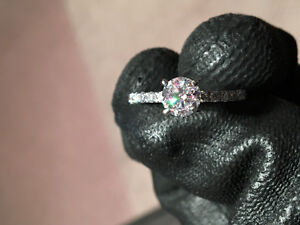 Diamond Ring For Sale! 1.10 TCW NEW!!