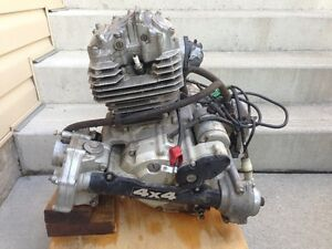 +++HONDA TRX300FW 4x4 FOUR STROKE ENGINE 185 PSI COMPRESSION+++