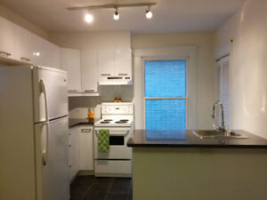 East Hamilton Gage Park/St. Clair renovated 2 bedroom