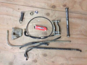 2005 CRF250R Misc. Parts