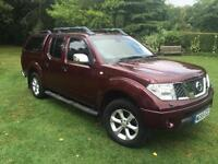 Nissan Navara 2.5dCi auto Aventura DOUBLE CAB PICK-UP