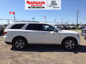 2011 Dodge Durango BELOW COST
