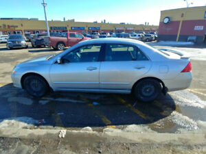 2007 Honda Accord EX-L - One Owner - Winter/Summer Tires