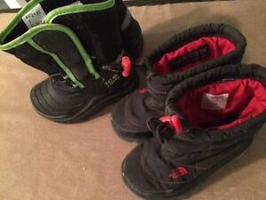 Toddler size 7 and 8 Winter boots