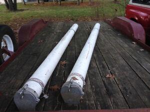 Cylindre de rangement pour véhicules West Island Greater Montréal image 1