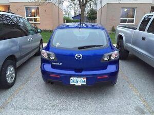 2008 Mazda 3 hatchback For sale for parts