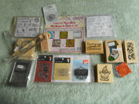 Card stamping stamps