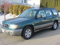 2000 Subaru Forester S Wagon