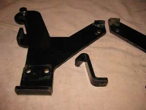 mounting Brackets for a snowbear plow Jeep Grand Cherokee 1996