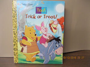 POOH     TRICK   OR   TREAT