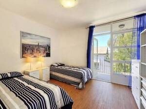 New Farm - furnished apartment for 4 to share - all bills paid! New Farm Brisbane North East Preview