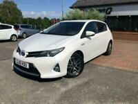 2015 Toyota Auris 1.8 VVTi Hybrid Icon+ 5dr CVT Auto Hatchback Hatchback Petrol/