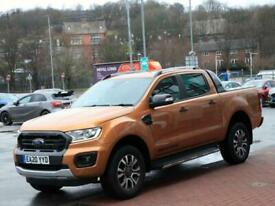 2020 Ford Ranger Wildtrak 2.0 Twin Turbo 10 Speed Auto PICK UP Diesel Automatic