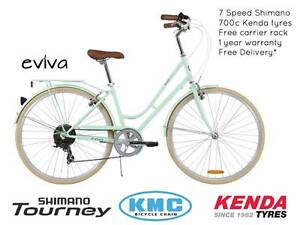 NIXEYCLES EVIVA 7SP Ladies Bicycle   Free Delivery* Sydney City Inner Sydney Preview