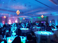 Professional dj services and lighting