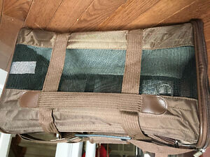 REDUCED - Sherpa Pet Carrier Cambridge Kitchener Area image 3