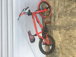 Boys Hutch BMX Bike