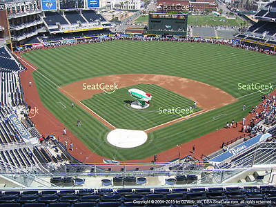 Изображение товара 1-3 Miami Marlins @ San Diego Padres 2019 Tickets 6/1/19 Sec 301 Row 9! Petco