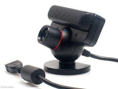 ORIGINAL SONY Playstation 3 Eye Cam / Kamera inkl eingebautem Mikrofon für MOVE