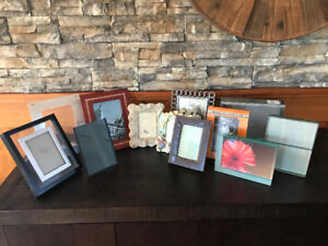 Picture Frames $3.00 each