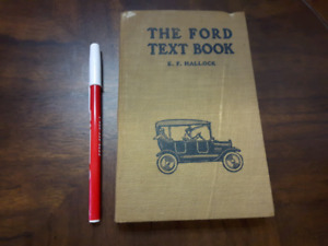 Ford Text Book (1919)