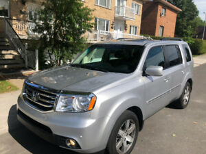 2015 Honda Pilot TOURING FULLY LOADED Naviga Honda Warranty 2022