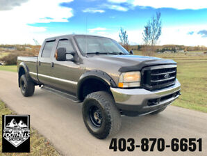 2004 Ford F-350 Lariat 4x4 Diesel**LONG BOX, Bullet Proofed**