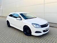 2010 10 Reg Vauxhall Astra 1.4 SRI + WHITE 3door + X PACK STYLING KIT