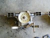 transmission tracteur john deere lt 100