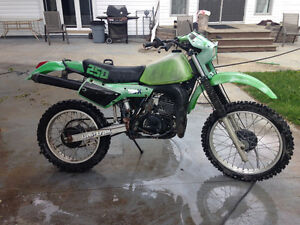Kdx 250 for sale